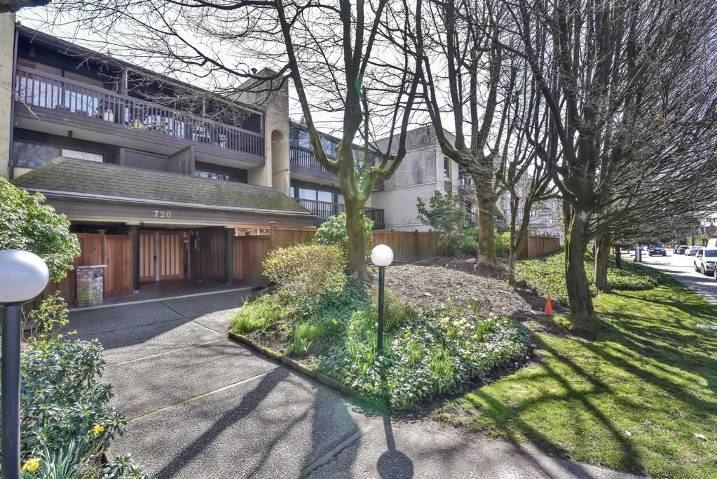205 720 EIGHTH AVENUE, New Westminster