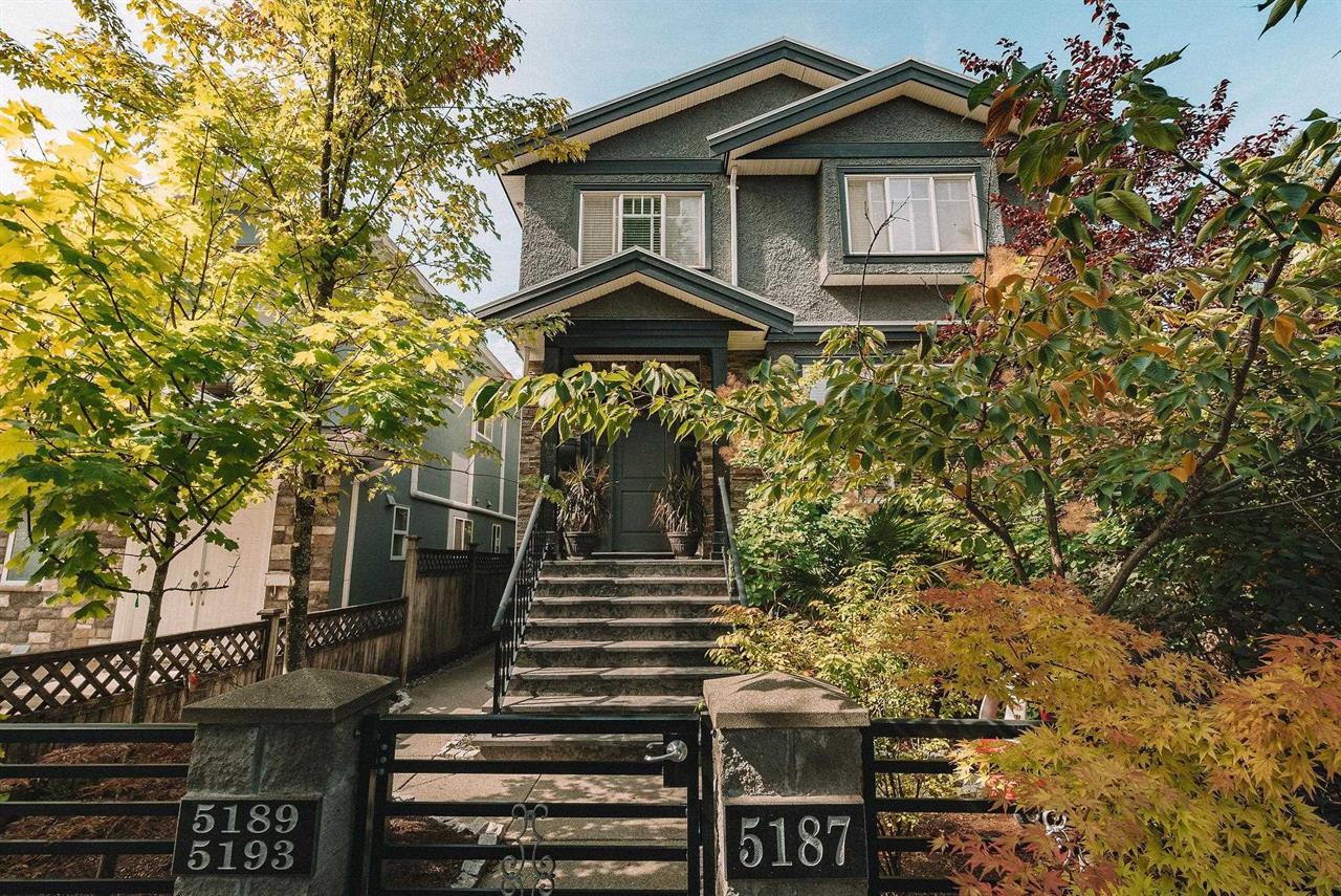 5187 SHERBROOKE STREET, Vancouver East
