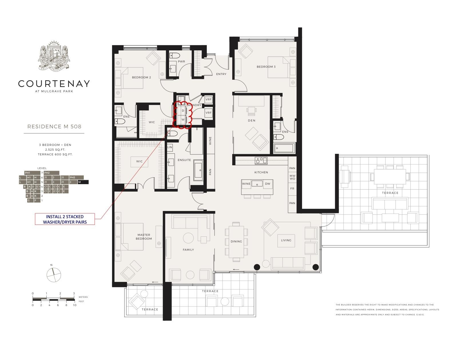 Listing image of 508 3101 BURFIELD PLACE
