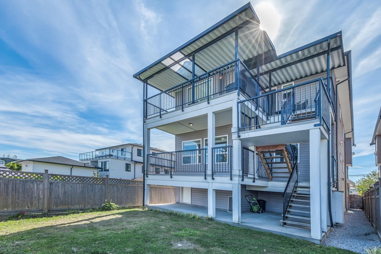 219 CAMPBELL STREET, New Westminster