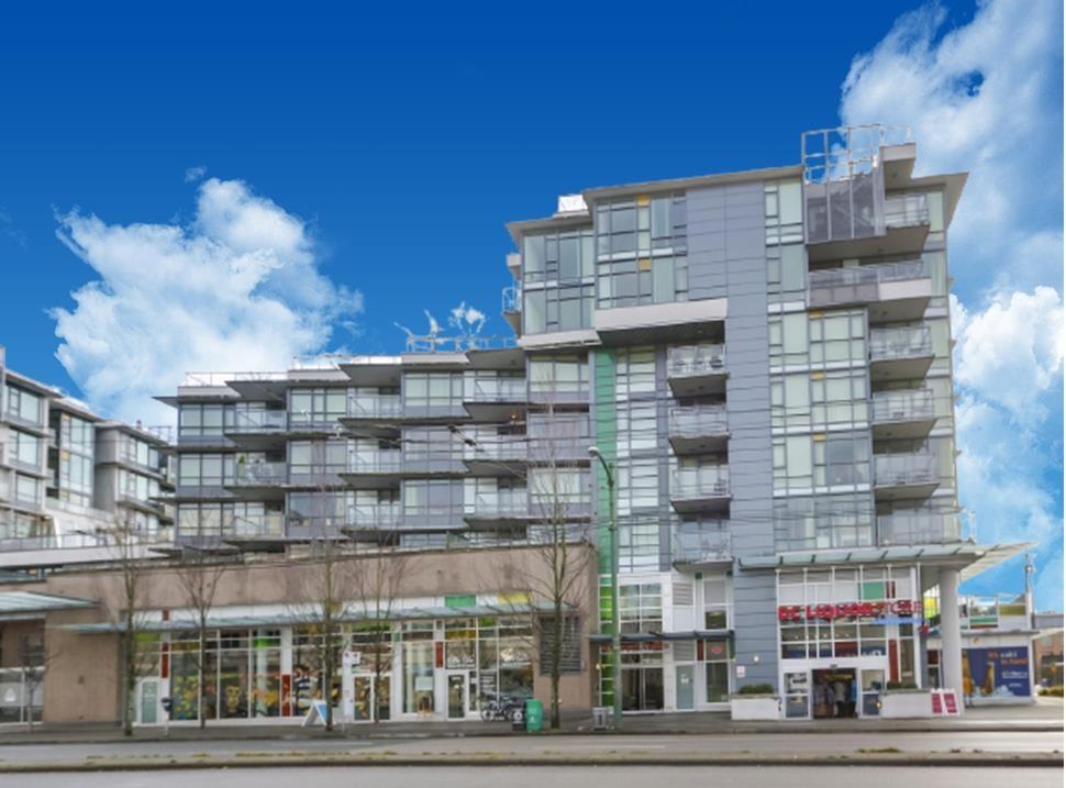 Kitsilano Apartment/Condo for sale:  1 bedroom 619 sq.ft. (Listed 2021-10-04)