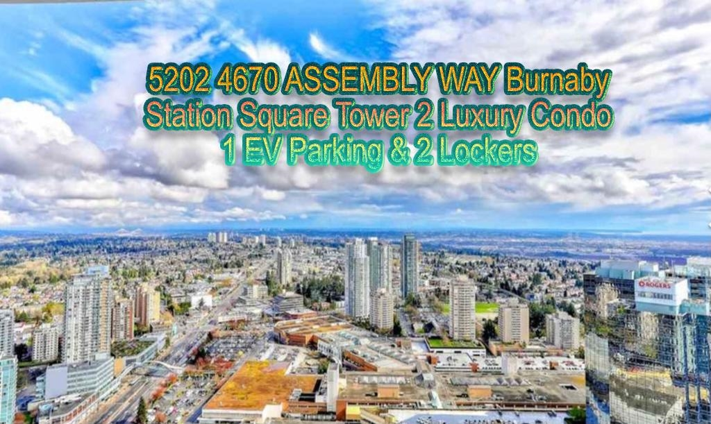 5202 4670 ASSEMBLY WAY, Burnaby