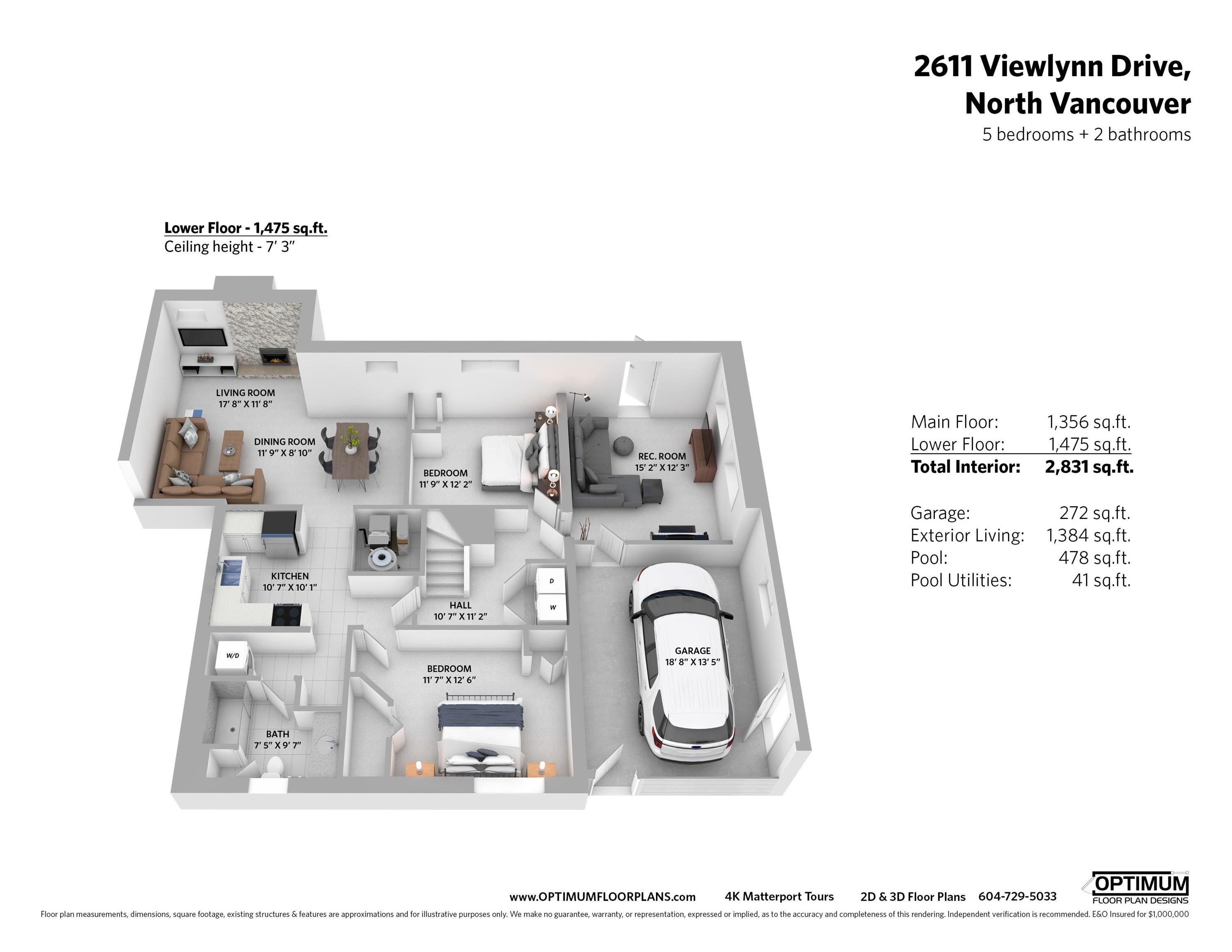 Listing image of 2611 VIEWLYNN DRIVE