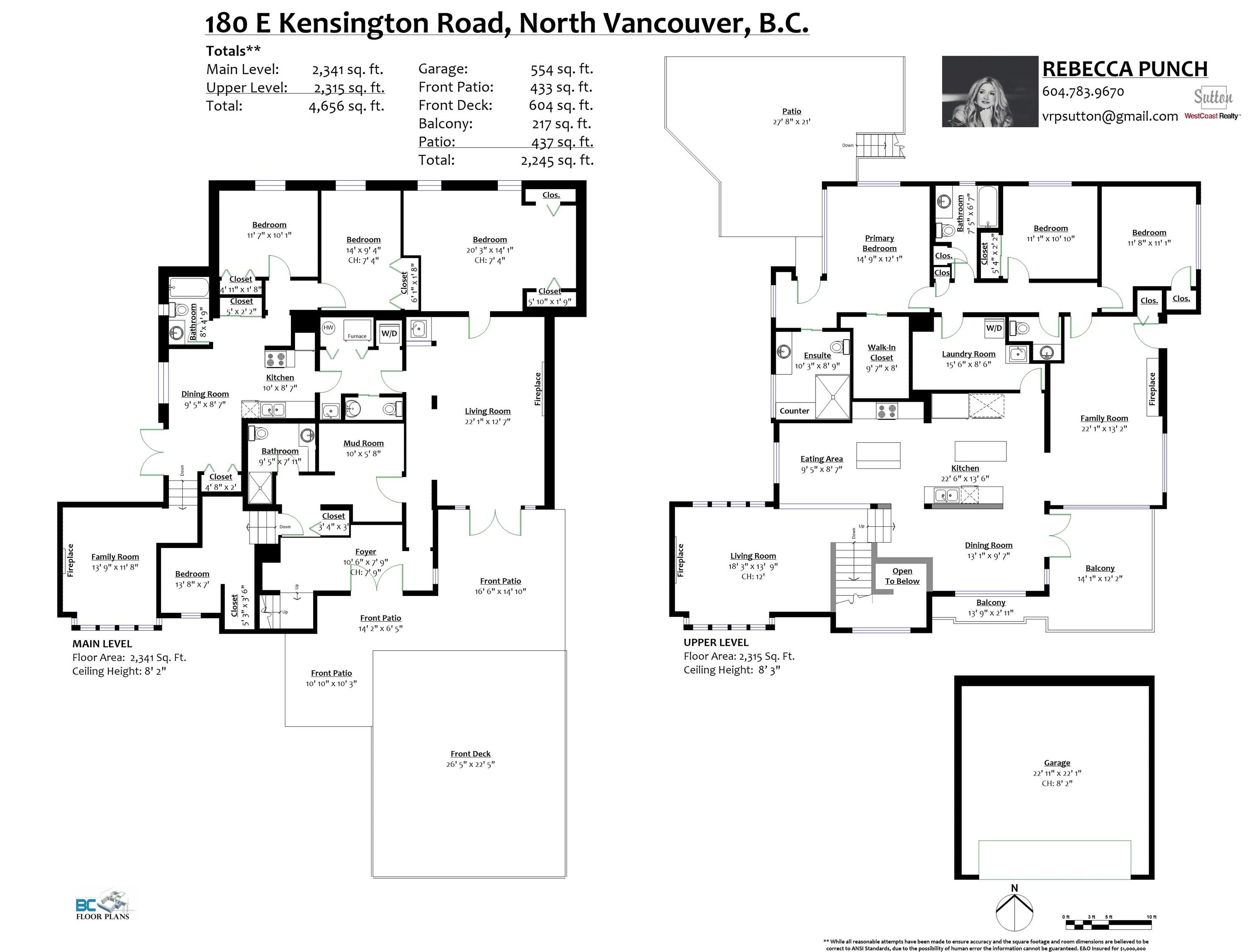 Listing image of 180 E KENSINGTON ROAD