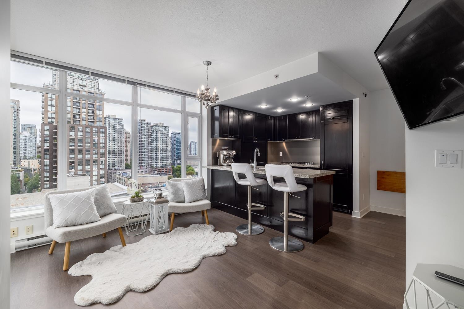 Yaletown Apartment/Condo for sale:  1 bedroom 650 sq.ft. (Listed 2021-10-18)